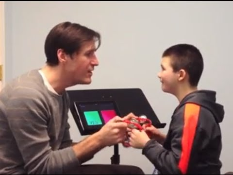 Music Therapy for Autism : How to use simple instruments to help children