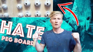 Why I HATE Peg Board by Magnus Midtbø