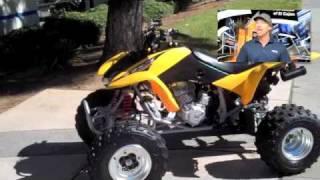 6. 2005 Honda TRX 400