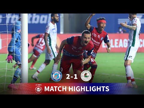 Highlights - Jamshedpur FC 2-1 ATK Mohun Bagan - Match 20   Hero ISL 2020-21