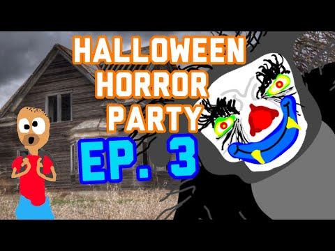 Halloween Horror Party (ep. 3)