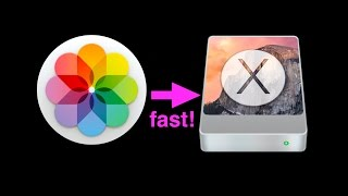 Video HOW TO MOVE APPLE PHOTOS LIBRARY TO EXTERNAL HARD DRIVE MP3, 3GP, MP4, WEBM, AVI, FLV September 2018