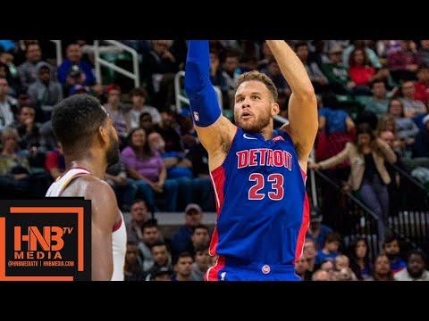 Cleveland Cavaliers vs Detroit Pistons Full Game Highlights | 10.12.2018, NBA Preseason