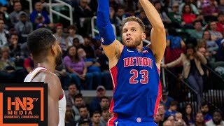 Cleveland Cavaliers vs Detroit Pistons Full Game Highlights   10.12.2018, NBA Preseason