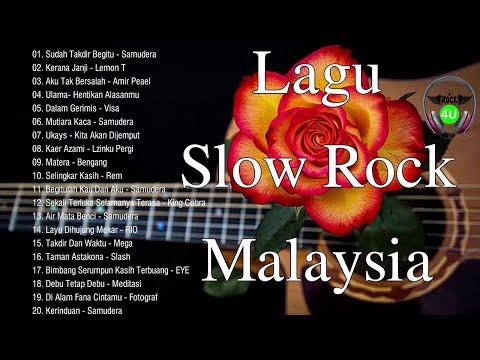 Lagu Rock Kapak 90an Terbaik | Lagu Jiwang 90an Terbaik - Lagu Hits Malaysia Era 90an