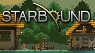 Космические будни в Starbound Начинаем свои приключения в новой необычной игре. Подписывайся на канал, ставьте...