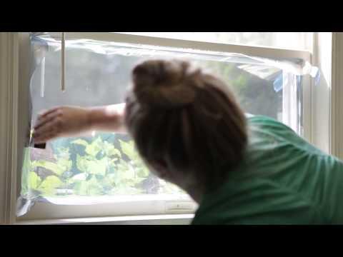 How to install Gila Daytime Privacy Window Film
