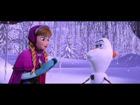 Frozen Commercial (2014) (Television Commercial)