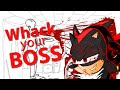 BLOOD EVERYWHERE!!! // SHADOW Let's Play: Whack Your Boss