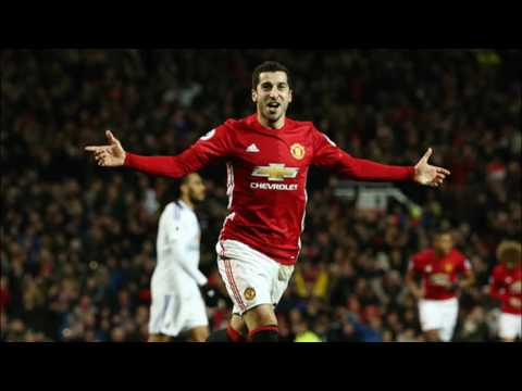 WATCH Mkhitaryan's Incredible Finish English Premier League
