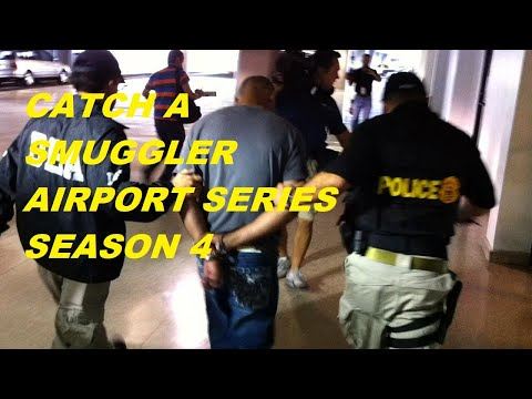 CATCH A SMUGGLER AIRPORT SERIES SEASON 4