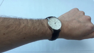 Brathwait have always made solid, affordable, straightforward watches; their Swiss Made Automatic is still very much the same. It's the simple but effective design, coupled with extremely good craftsmanship which makes it look like a watch that is far more luxurious than it really is at $595 / £460. Read the full review here: https://www.watchitallabout.com/brathwait-swiss-made-automatic-watch-review/
