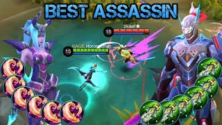 Video SABER VS KARINA WHO IS THE BEST ASSASSIN MP3, 3GP, MP4, WEBM, AVI, FLV Agustus 2018