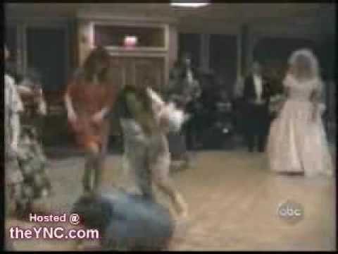 Hottest Wedding falls