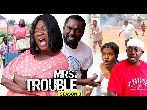 Mrs Trouble Season 3 - Mercy Johnson 2018 Latest Nigerian Nollywood Movie full HD