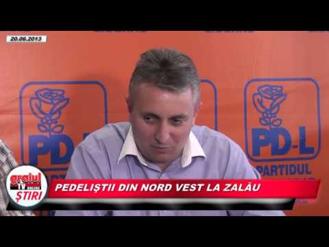 Liderii PDL din Regiunea de Nord-Vest la Zalău
