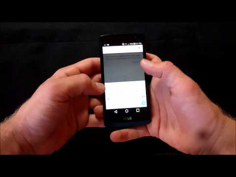 LG Tribute 2 Review (Boost Mobile)