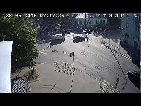 ДТП в Петрозаводске 28 мая
