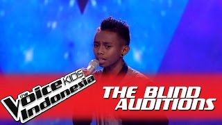 "Video Don Pedro ""Aku Lelakimu"" I The Blind Auditions I The Voice Kids Indonesia GlobalTV 2016 MP3, 3GP, MP4, WEBM, AVI, FLV Desember 2017"