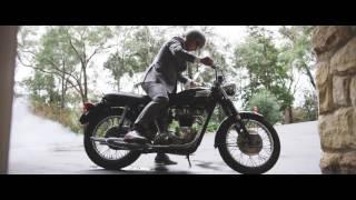 Moto vintage pour la bonne cause - video (1)