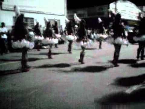desfile em maribondo