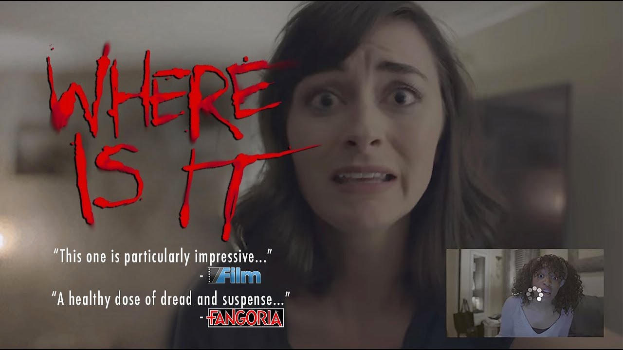 WHERE IS IT - Horror Short