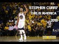 Stephen Curry Mix 2018 - This Is America