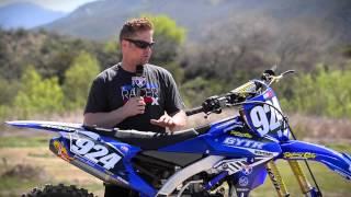 4. Racer X Films: InStock 2015 Yamaha YZ250F