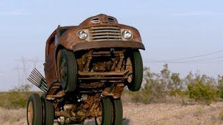 Wheelstanding Dump Truck! Stubby Bob's Comeback - Roadkill Ep. 52 by Motor Trend