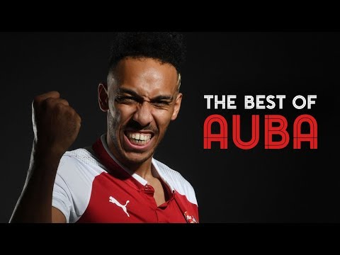 The Best Of Aubameyang In 2018