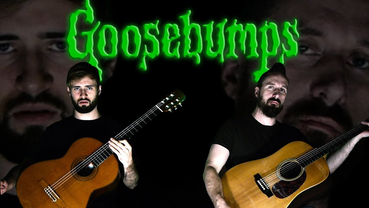 Goosebumps Theme Guitar Cover [ACOUSTIC] – Super Guitar Bros