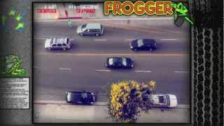 Frogger in Real Life! (featuring Mandoses!)