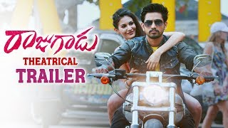 Video Rajugadu Theatrical Trailer | Raj Tarun | Amyra Dastur | Rajendra Prasad MP3, 3GP, MP4, WEBM, AVI, FLV Mei 2018