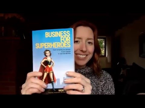 Become A Successful Published Author like Vicky