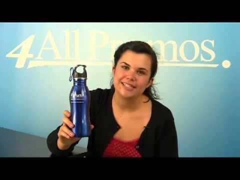 20 oz. Stainless Steel Water Bottle