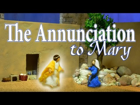 The Annunciation to Mary | GCED | HeartFelt Bible