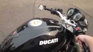 2. 2007 Ducati Monster S2R800 Dark FOR SALE