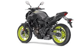 10. 2018 Yamaha MT 07 : EICMA 2017 : REVIEW & FIRST LOOK