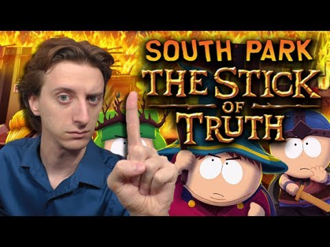 Minute - South Park The Stick of Truth review in ONE minute or less! Extended Thoughts Here!! -- https://www.youtube.com/watch?v=trfAtHWj9B4 South Park is available o...