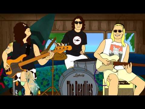 The Deadlies - Teahupo'o (Official Music Video)