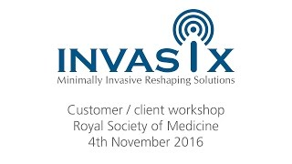 So what goes on at an Invasix Workshop?