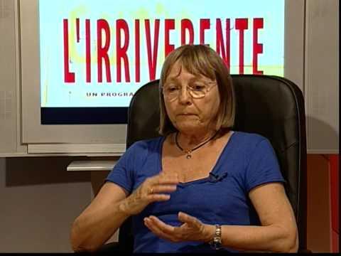 L'IRRIVERENTE: IRIS GABURRI