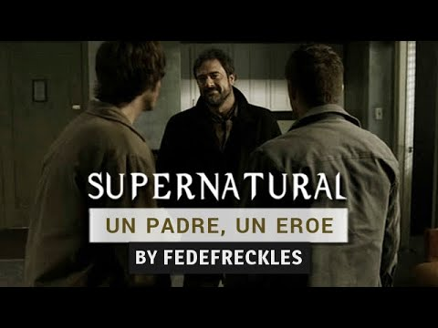 supernatural - tributo a john winchester hd
