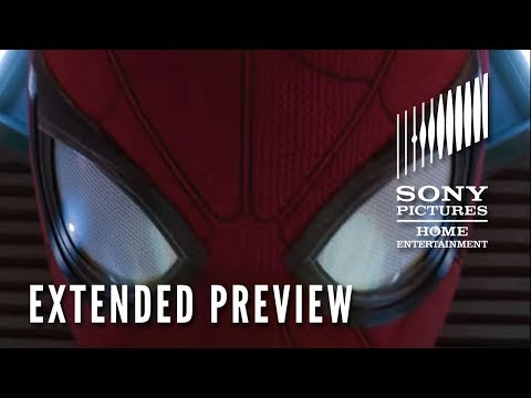 SPIDER-MAN HOMECOMING: First 10 Minutes! Now on Digital. (видео)