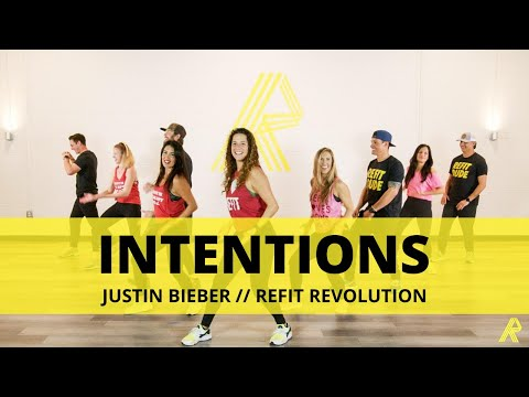 """Intentions"" || Justin Bieber (feat. Quevo) || Dance Fitness || REFIT® Revolution"