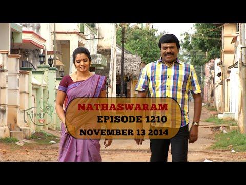 Nadhaswaram 13th November 2014  Watch Online Nadhaswaram Serial  Sun TV Serial  13 11 2014   Episode 1210