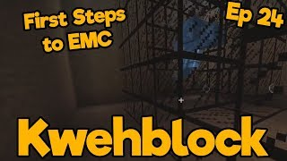 Grinding Towards EMC   Minecraft Modpack: Stoneblock 2   Ep. 24