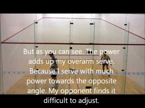 Self Analysis of Squash and Tennis
