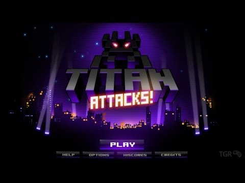 Titan Attacks! Playstation 3