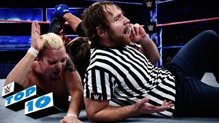 Nonton Top 10 Smackdown Live Moments  Wwe Top 10  Oct  11  2016 Film Subtitle Indonesia Streaming Movie Download